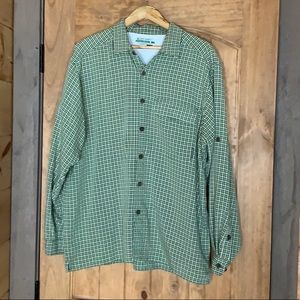 Buzz Off Insect Shield shirt by ExOfficio Large